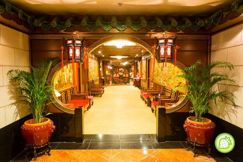 Mandarine Palace