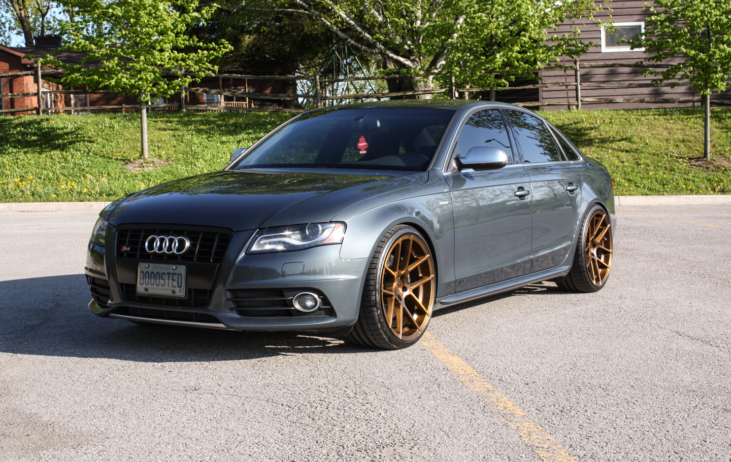 Vwvortex Com B8 S4 On Bronze Ag M510 20x10 Lots Of Photos