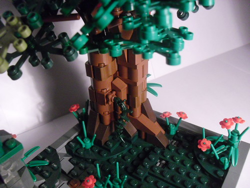 Chapter Two, Closer up Tree