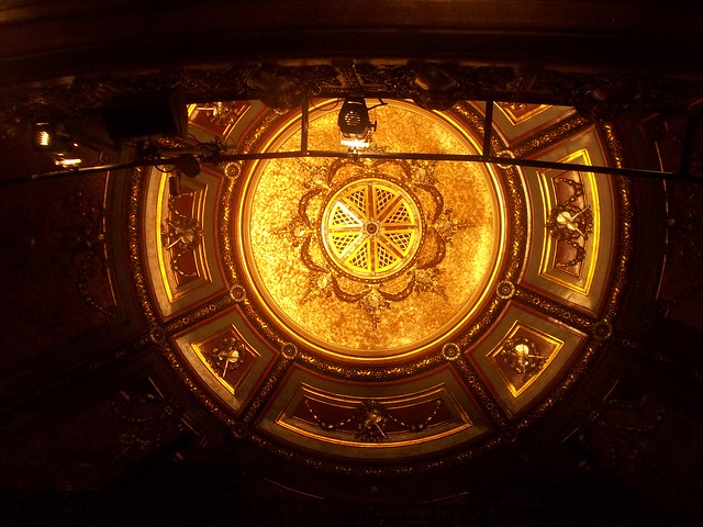 Inside the Elgin Theatre (1)