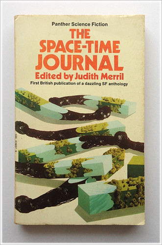 The Space-Time Journal edited by Judith Merril