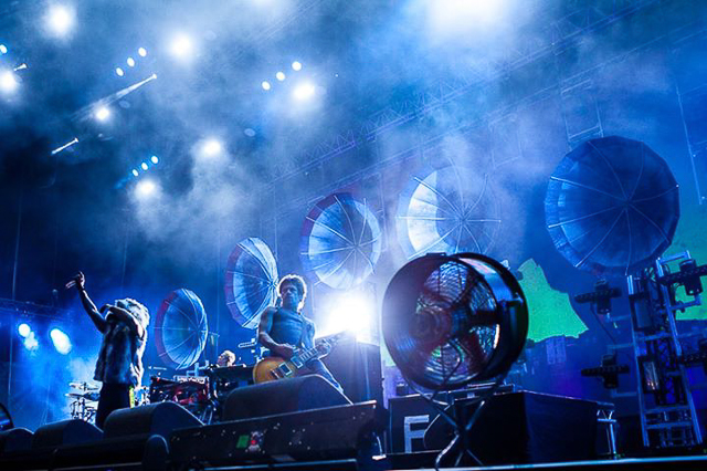 The Prodigy - NOS Alive'15