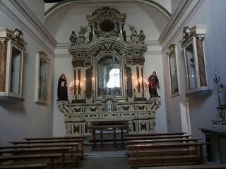 Conversano- Chiesa della passione- Mancini