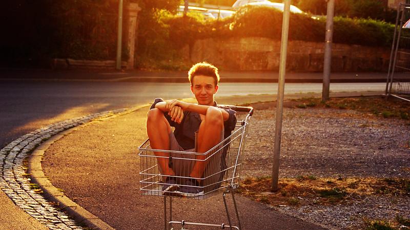 Shop a man