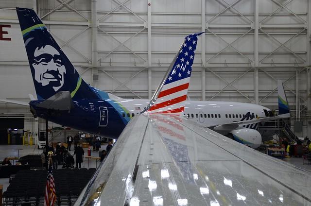 Alaska Airlines Boeing 737-900ER N265AK