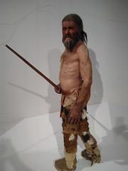 Ötzi the Iceman.