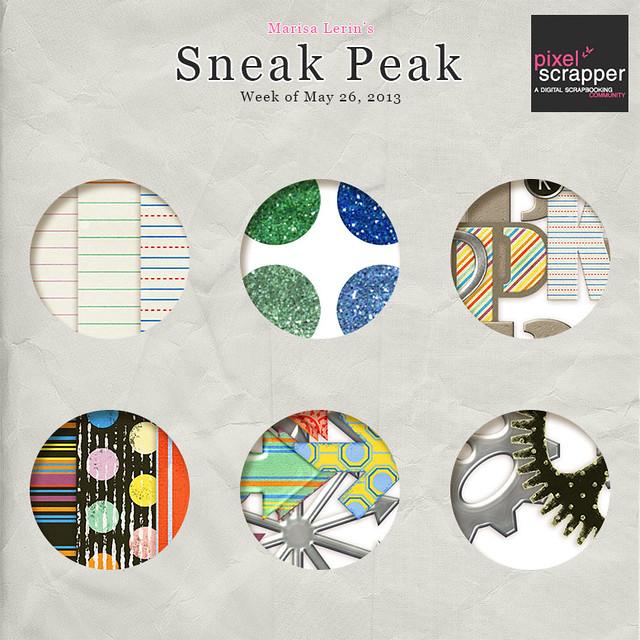 Sneak Peak Week of May 26