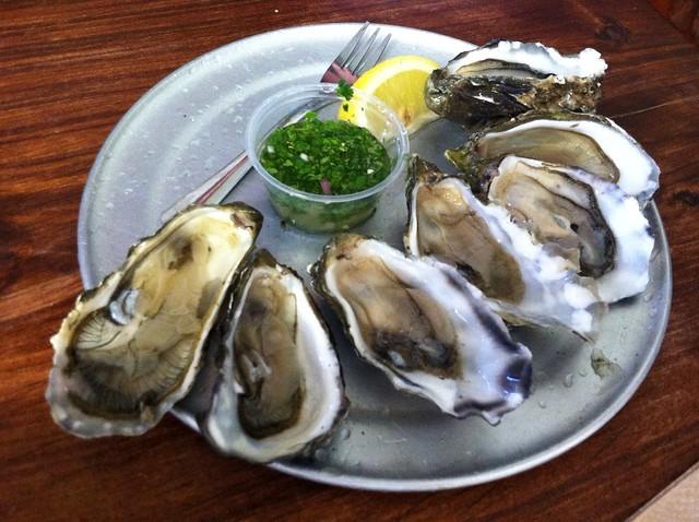 Birthday Oysters!