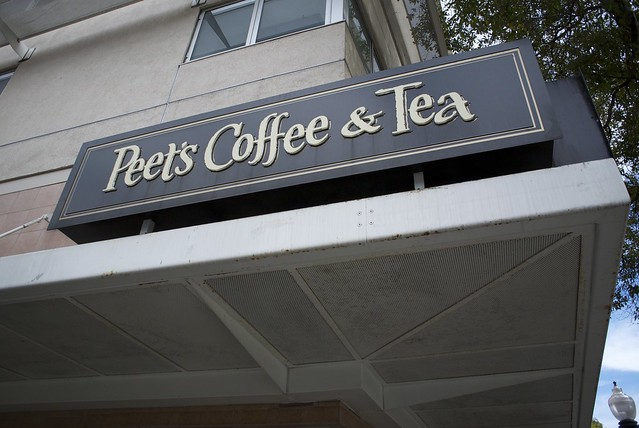 Peet's Coffee & Tea, in Berkeley