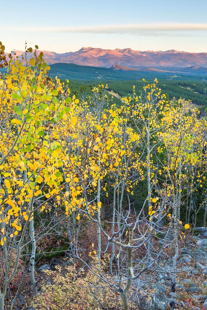 Reverends Ridge Campground Map Colorado Mapcarta