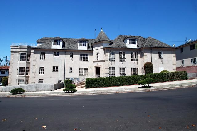 Chateau Delaware, Arthur W. Hawes, Architect 1939