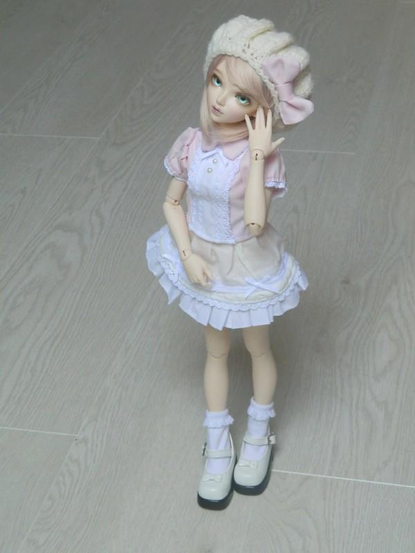 Umi(Minifee Chloe)première séance!
