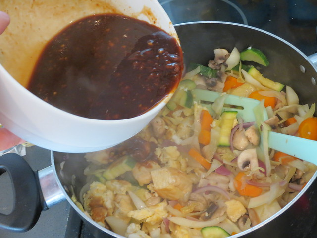 Cooking: Vegetarian Chanpuru