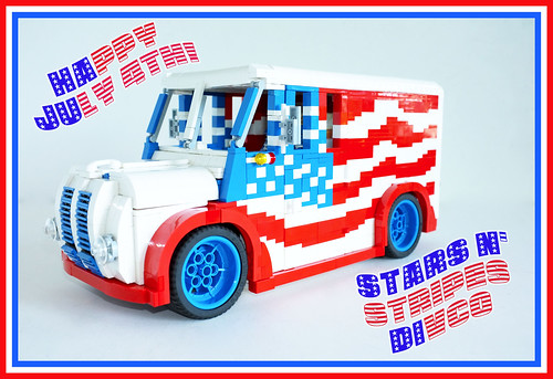 Stars n' Stripes Divco