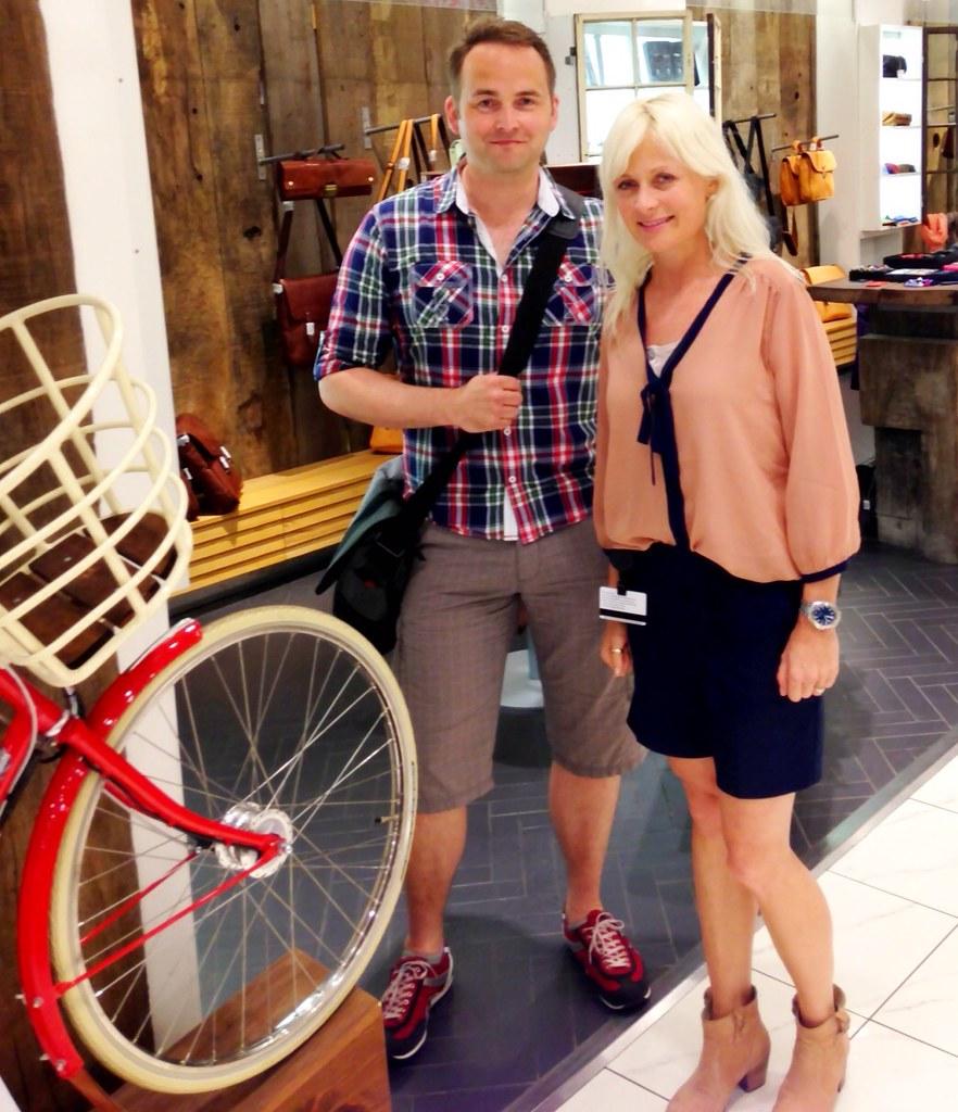 Belfast meets Copenhagen: Bloggers unite!