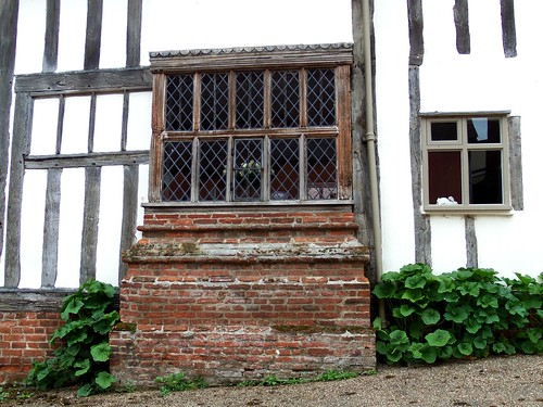 Kersey Window, Suffolk