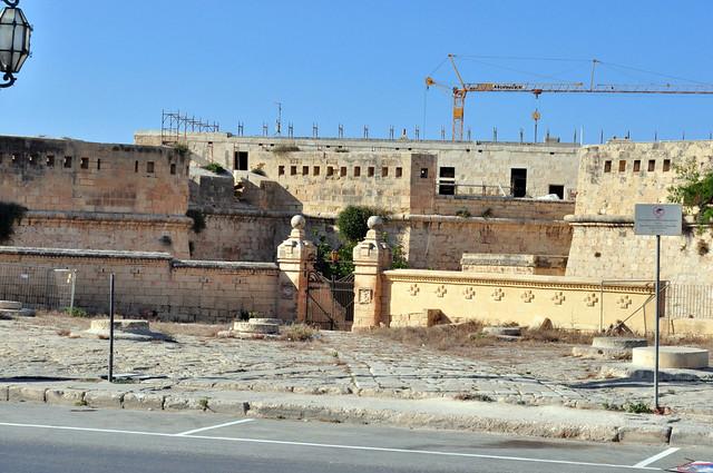 Qué ver en La Valeta: Fuerte de Saint Elmo
