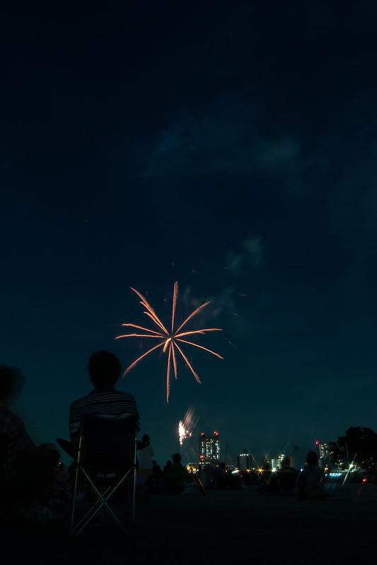 fireworks of adachi, by adachi, in adachi, for adachi