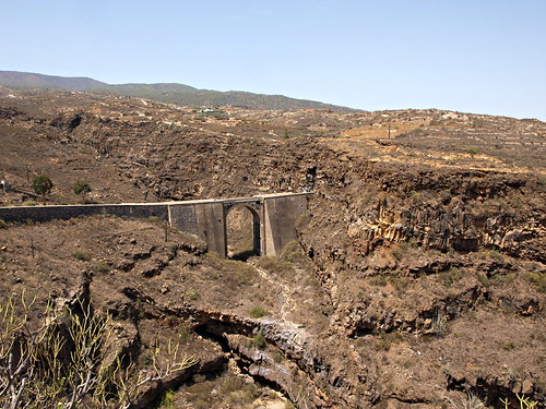 Bridge over Barranco de Herques