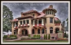 Patsy Clark Mansion, Spokane WA