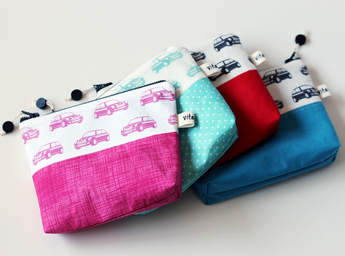MINI Cooper Zippy Bags