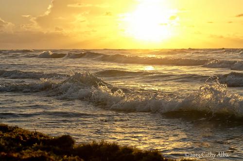 ocean sun galveston gulfofmexico sunrise landscape nikon galvestonsunrise nikon2470mmf28g nikond7000