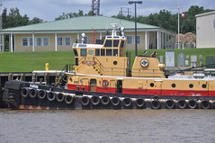 COL Tickner tours Savannah River