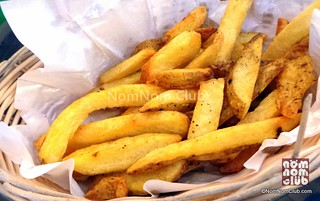Natural-Cut French Fries