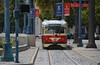 MUNI E Line - San Francisco - Embarcadero and Howard - August 17, 2013 (5) by hoteldennis
