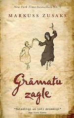 Grāmatu zagle by Markuss Zusaks