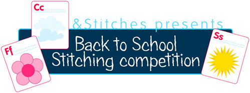 Back to School - &Stitches competition