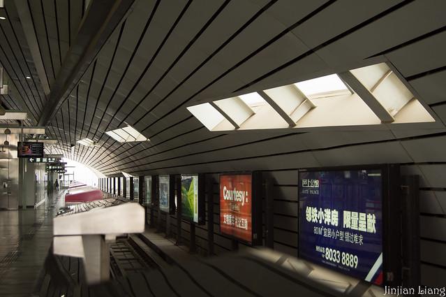 地铁广阳城站
