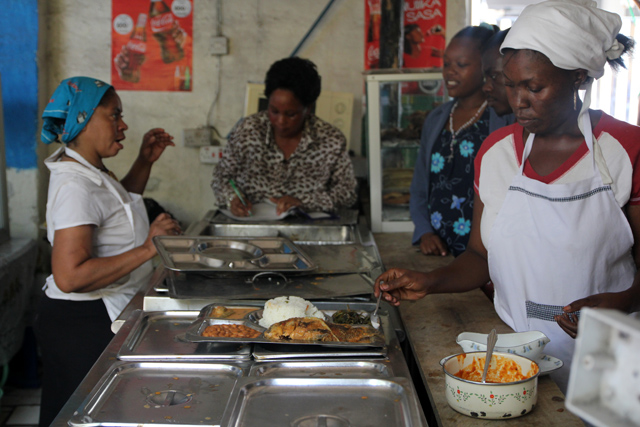 9682049174 6713f46deb o Mama Theopistes Tanzanian Food at the Boy Scouts Canteen