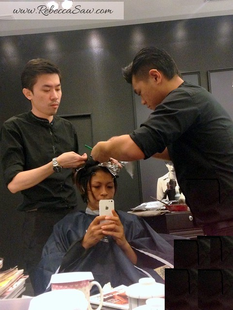 Hair makeover - rebecca saw by Kevin Woo - Centro Hair Salon -010