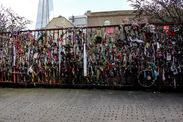 Cross Bones Graveyard de Londres
