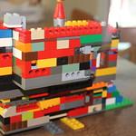Lego Angry Bird house