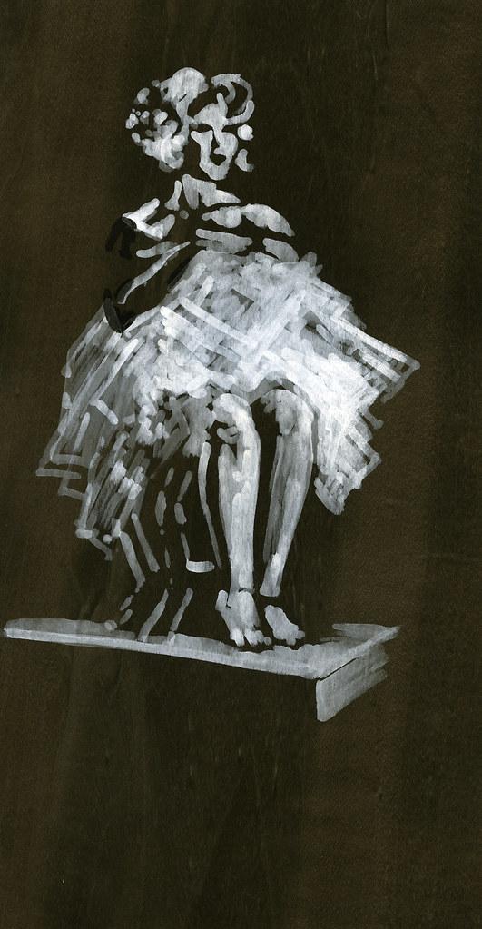Dottore Sketchy — Marilyn Monroe 6