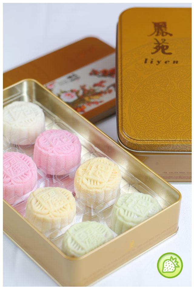Li Yen Mooncake