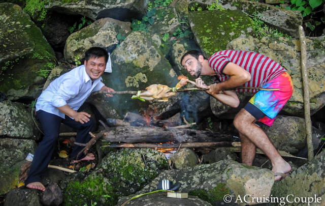 What Adventure Travel Means to Us - Vietnamese BBQ Picnic