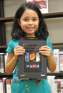 Carolena-Winner KindleFire 2013