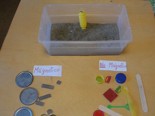 Spanish Magnetic and Non-Magnetic Activity (Photo from Olives and Pickles)