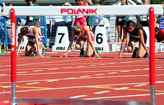 sprint(0.0), modern pentathlon(0.0), running(0.0), 4 㗠100 metres relay(0.0), outdoor recreation(0.0), physical exercise(0.0), steeplechase(1.0), athletics(1.0), track and field athletics(1.0), endurance sports(1.0), 110 metres hurdles(1.0), championship(1.0), obstacle race(1.0), 100 metres hurdles(1.0), sports(1.0), recreation(1.0), hurdle(1.0), heptathlon(1.0), hurdling(1.0), athlete(1.0),