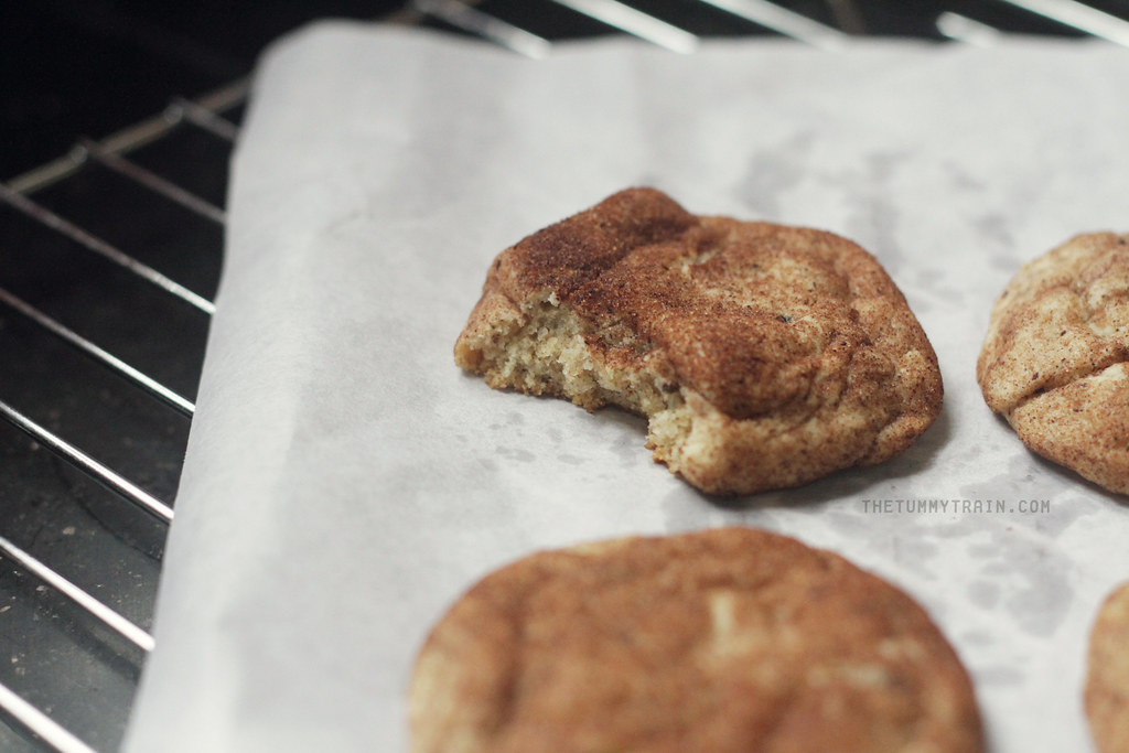 10028531986 56ddac521f b - Belated National Coffee Day Snickerdoodles