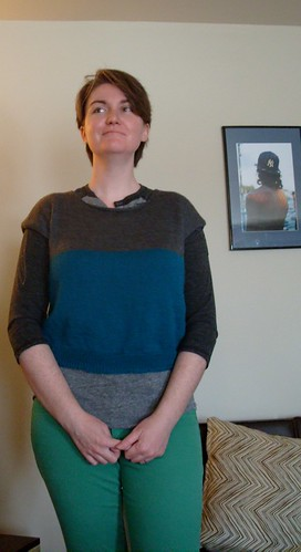 sleeveless by gradschoolknitter