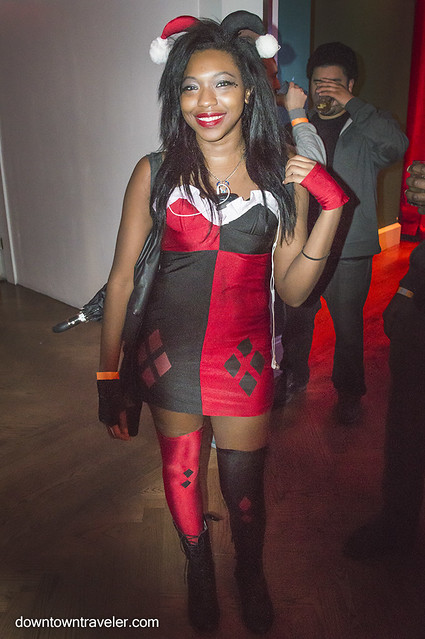 NY Comic Con Womens Costumes Harley Quinn