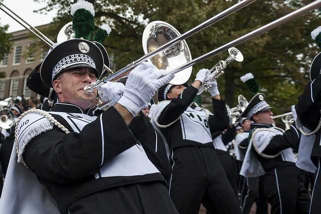 Ohio University Homecoming Parade 6