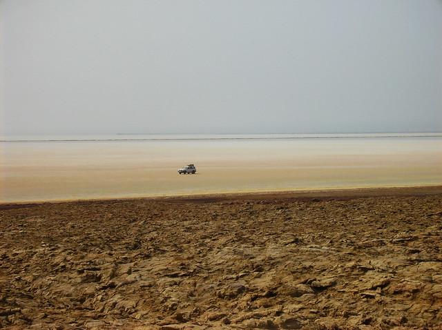 Ethiopia, Dallol, Danakil Depression