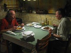 2013-3-kroatie-198-split-dinner konoba nevera