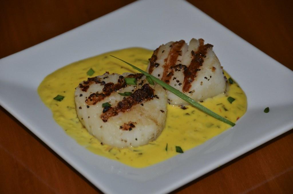 Shrimp cream sauce for fish for Cream sauce for fish