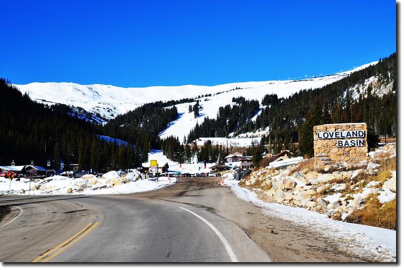 Loveland Basin Ski Area 1
